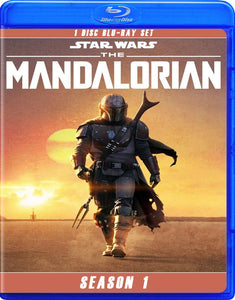 Mandalorian Season One on Blu-Ray