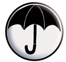 Umbrella Academy Logo Color Vinyl Decal