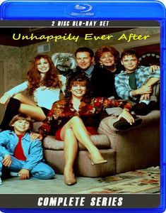 UNHAPPILY EVER AFTER THE COMPLETE SERIES BLU RAY!