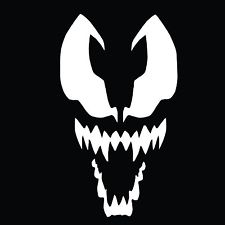 Venom Spider Vinyl Decal Sticker