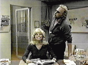 WKRP in Cincinnati  With Original music Complete Series Blu Ray!!