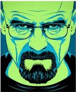 Breaking Bad 'Walter White' Post-A-Cal™
