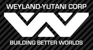Weyland-Yutani Vinyl Decal Sticker