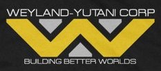 Weyland Yutani Color Vinyl Decal