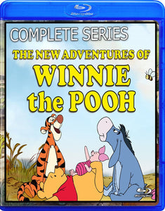 The New Adventures of Winnie the Pooh in Blu-ray