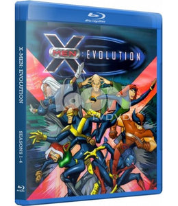X-Men Evolution Complete Series in Blu-Ray™