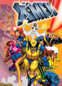 X Men Complete Series All 76 Episodes in Blu Ray!!