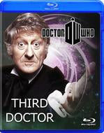 Dr Who:  The Third Doctor Complete in Blu-Ray™