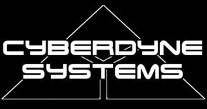 Terminator Cyberdyne Systems Vinyl Decal Sticker