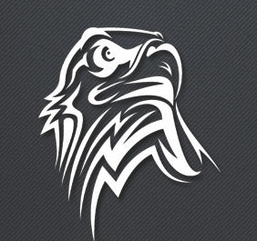 Eagle Head Vinyl Decal/Sticker