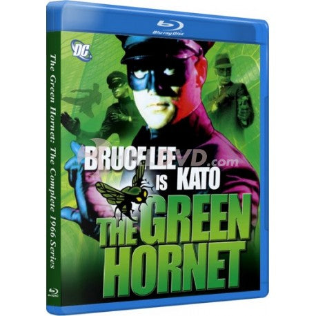 The Green Hornet Complete Series Blu-Ray!!