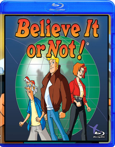 RIPLEYS BELIEVE IT OR NOT THE COMPLETE SERIES BLU RAY!
