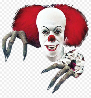 IT:  Pennywise with Claws Color Vinyl Decal