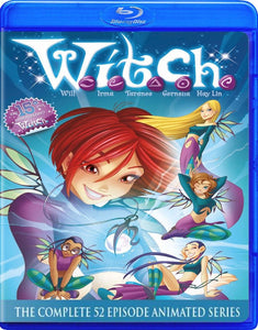 Witch the Complete Series in Blu-Ray!!