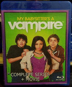 My Babysitter's A Vampire Complete Series and Movie on Blu-Ray™