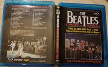 The Beatles Concert at Budokan Blu Ray™