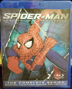 Spiderman The New Animated Series on Blu-Ray™