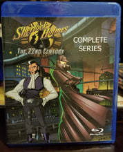 Sherlock Holmes in the 22nd Century Complete Series on Blu-Ray!
