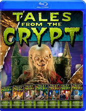 Tales from the Crypt:  The Complete Series All 7 Seasons Blu-Ray!!