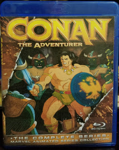 Conan the Adventurer Complete Series on Blu-Ray™