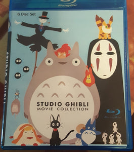 Studio Ghibli Movie Collection Blu Ray™