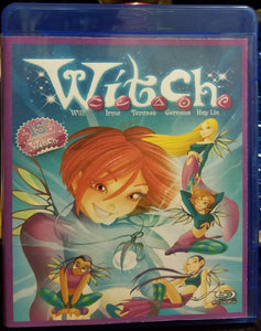 Witch: Complete Series on Blu-Ray™