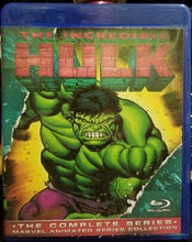 The Incredible Hulk Complete Series on Blu-Ray™
