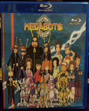 Medabots Complete Series on Blu-Ray!!   Rare show!