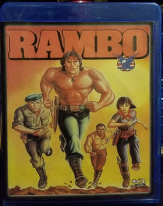 Rambo:  Complete Series on Blu-Ray™