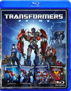 Transformers Prime in Blu-Ray™