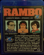 Rambo:  Complete Series on Blu-Ray!!