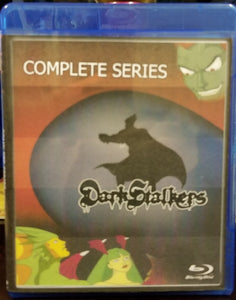Dark Stalkers:  Complete Series on Blu-Ray!!