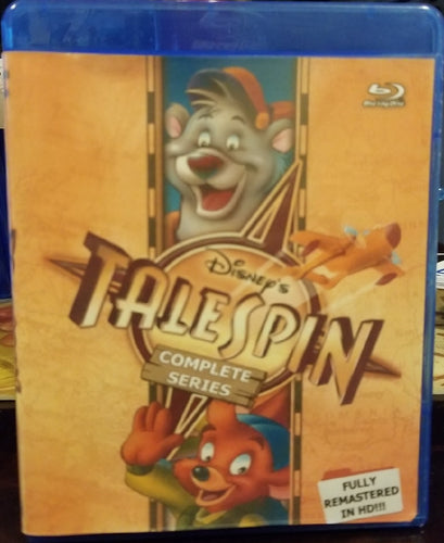 Disney's Tale Spin:  The Complete Series on Blu-Ray™