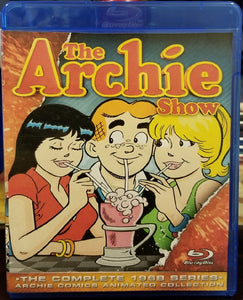 The Archie Show:  The Complete Series on Blu-Ray™