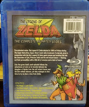 The Legend of Zelda:  The Complete Series on Blu-Ray!