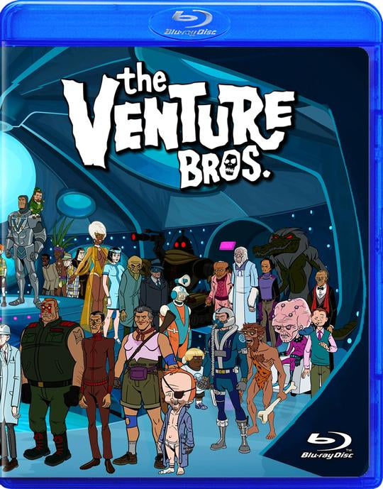 The Venture Bros Complete in Blu-Ray™