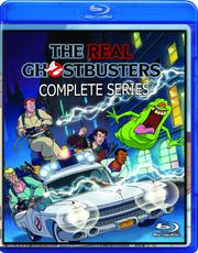 Ghostbusters:  The Complete Series in Blu-Ray!!
