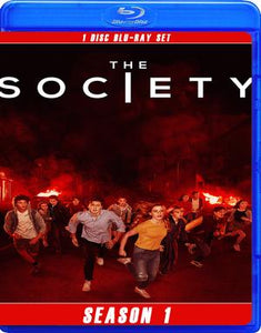 THE SOCIETY SEASON 1 BLU RAY!