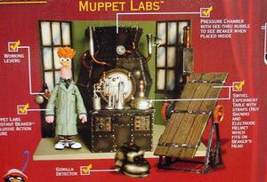 The Muppet Show:  Muppet Lab with Beaker