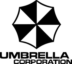 Umbrella Corporation Vinyl Decal Sticker