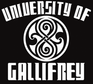 Dr Who University of Gallifrey