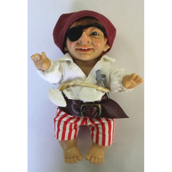 Gnomito pirata