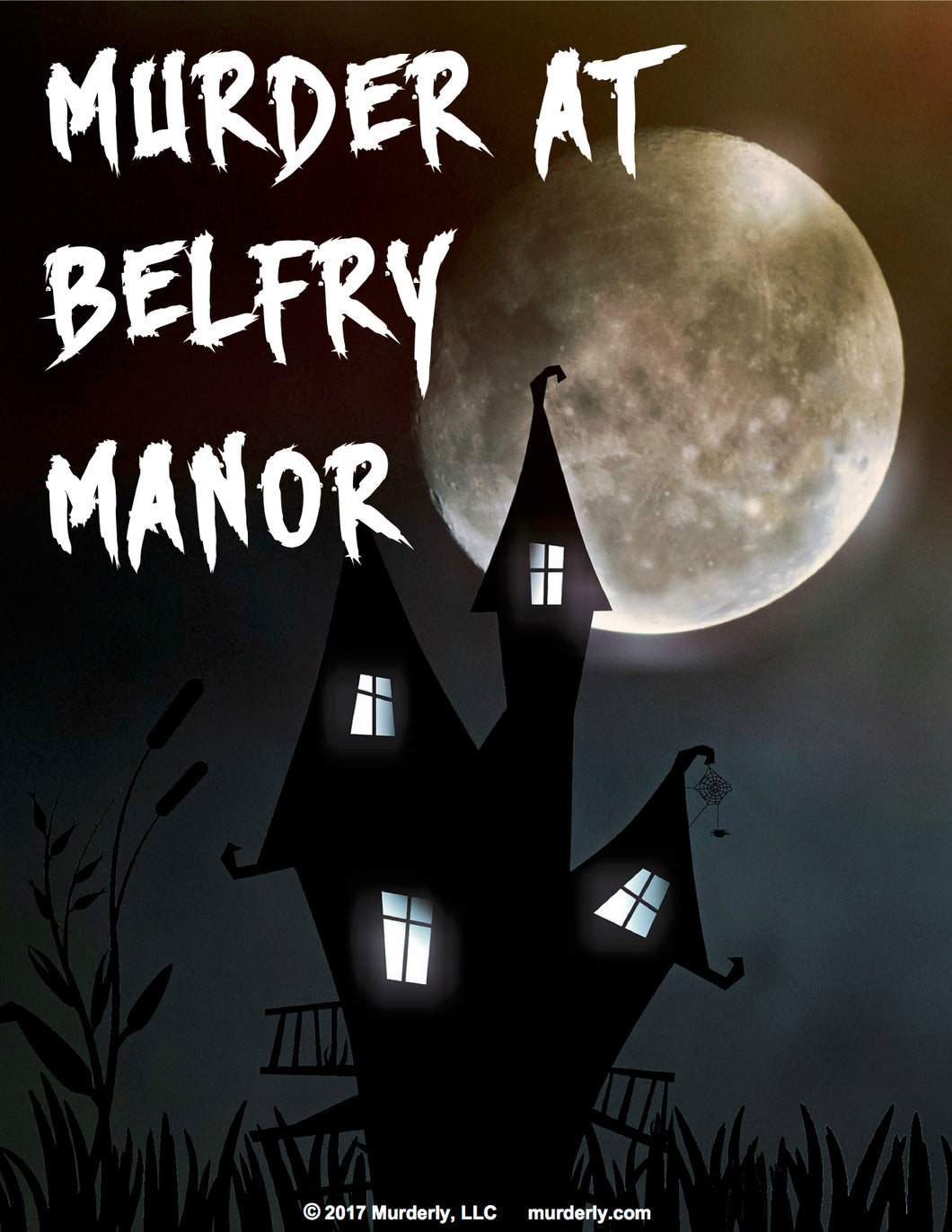Murder at Belfry Manor - Murderly