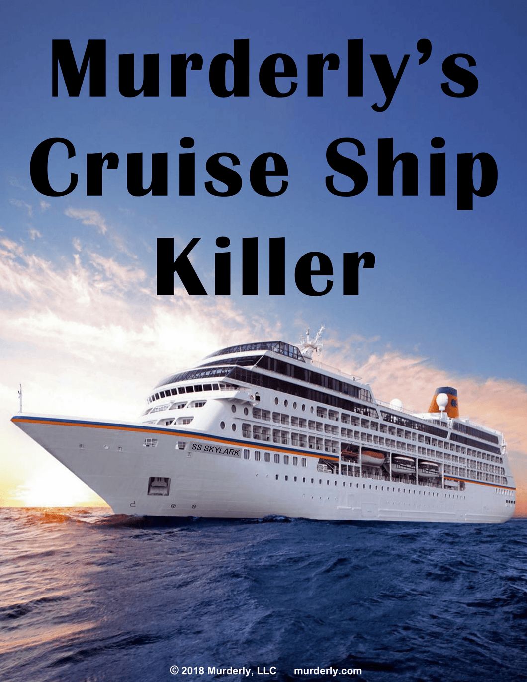 Murderly's Cruise Ship Killer - Murderly