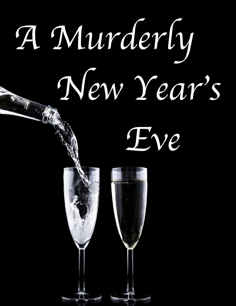 A Murderly New Year's Eve - Murderly