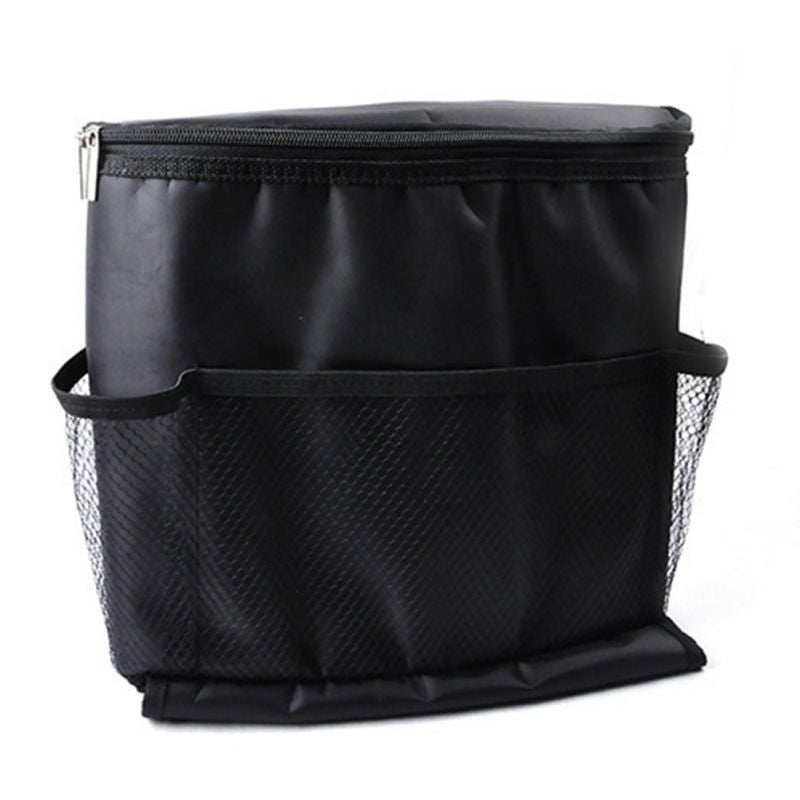 Insulated Car Seat Organizer and Storage Bag -