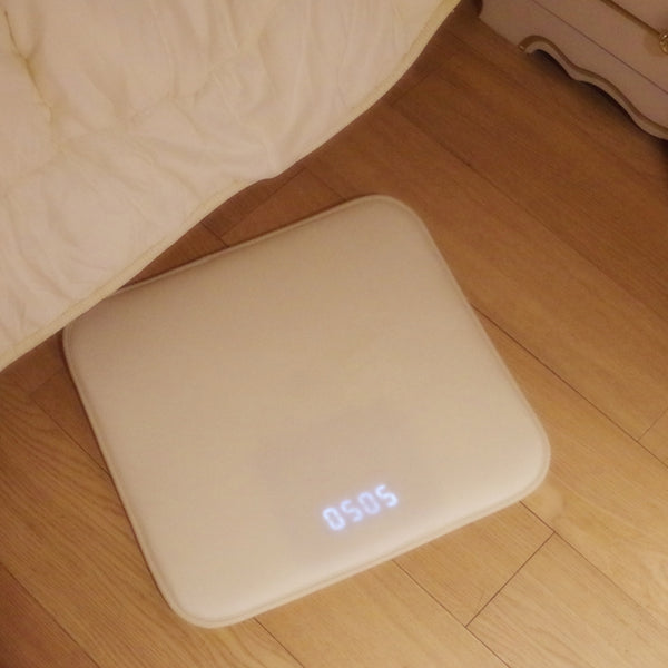 Pressure Sensitive Alarm Clock Mat -