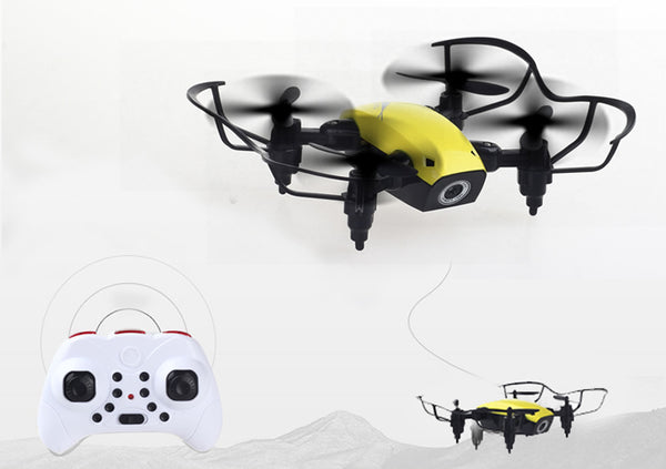 S9W Foldable RC Mini Quadcopter -