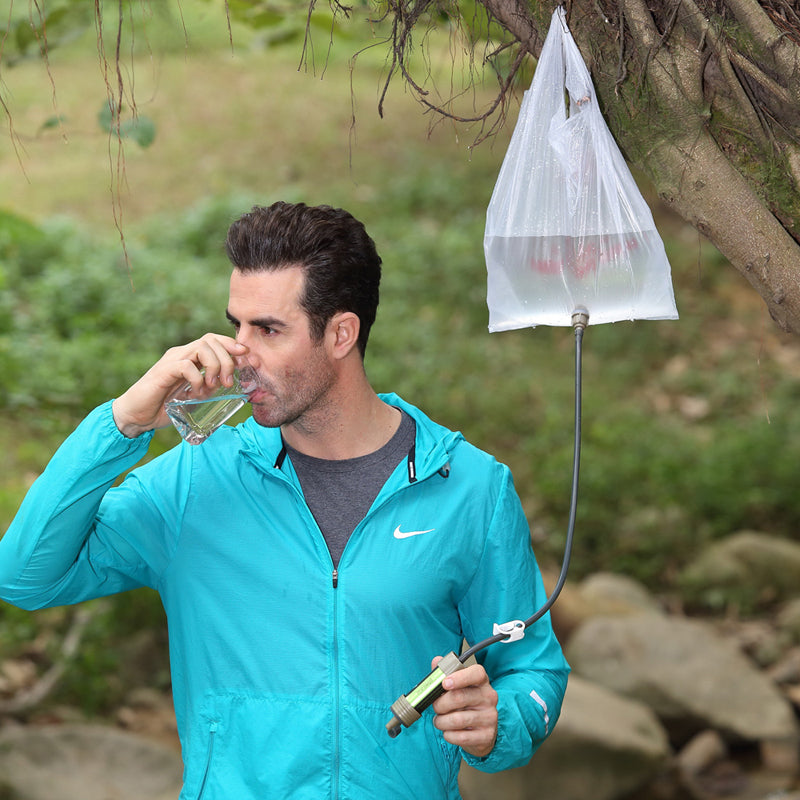 Outdoor Camping Water Filter System -