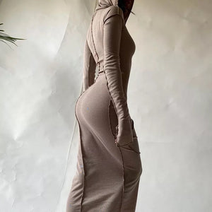 So Nude Dress
